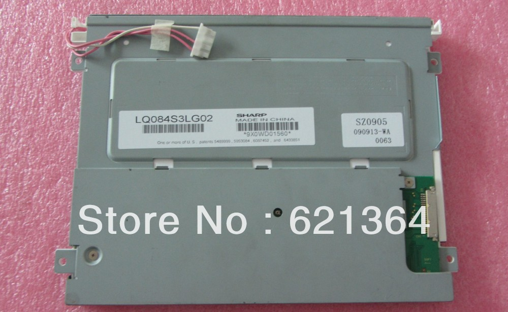 LQ084S3LG02 professional lcd sales for industrial screenLQ084S3LG02 professional lcd sales for industrial screen