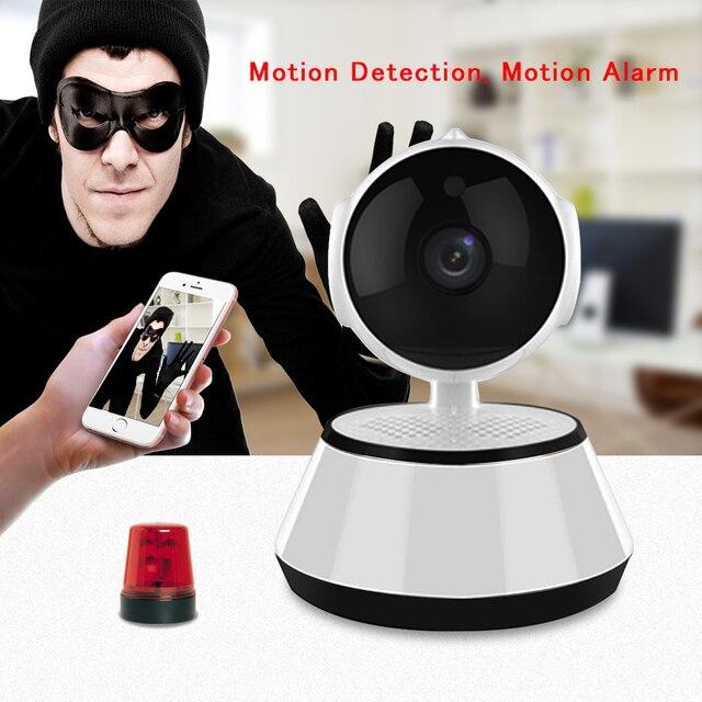 Home Security IP Camera WiFi Wireless Mini Network Camera Video Surveillance 720P Night Vision CCTV Camera Wifi Baby Monitor IR 5