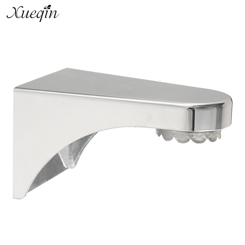 Stainless Steel Bathroom Home Magnetic Soap Holder Container Dispenser Wall Attachment Adhesion Soap Dishes Storage Rack
