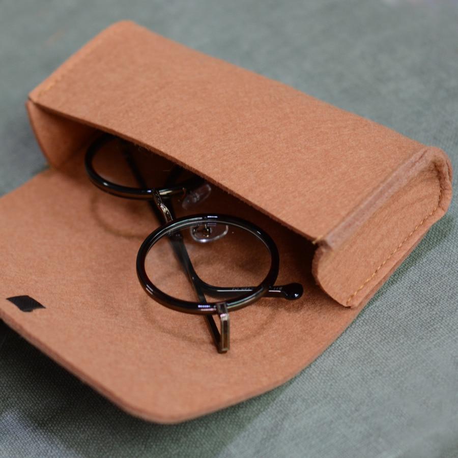 Eynək üçün Toketorism Retro Eynək çantası Ultralight portativ - Geyim aksesuarları - Fotoqrafiya 6