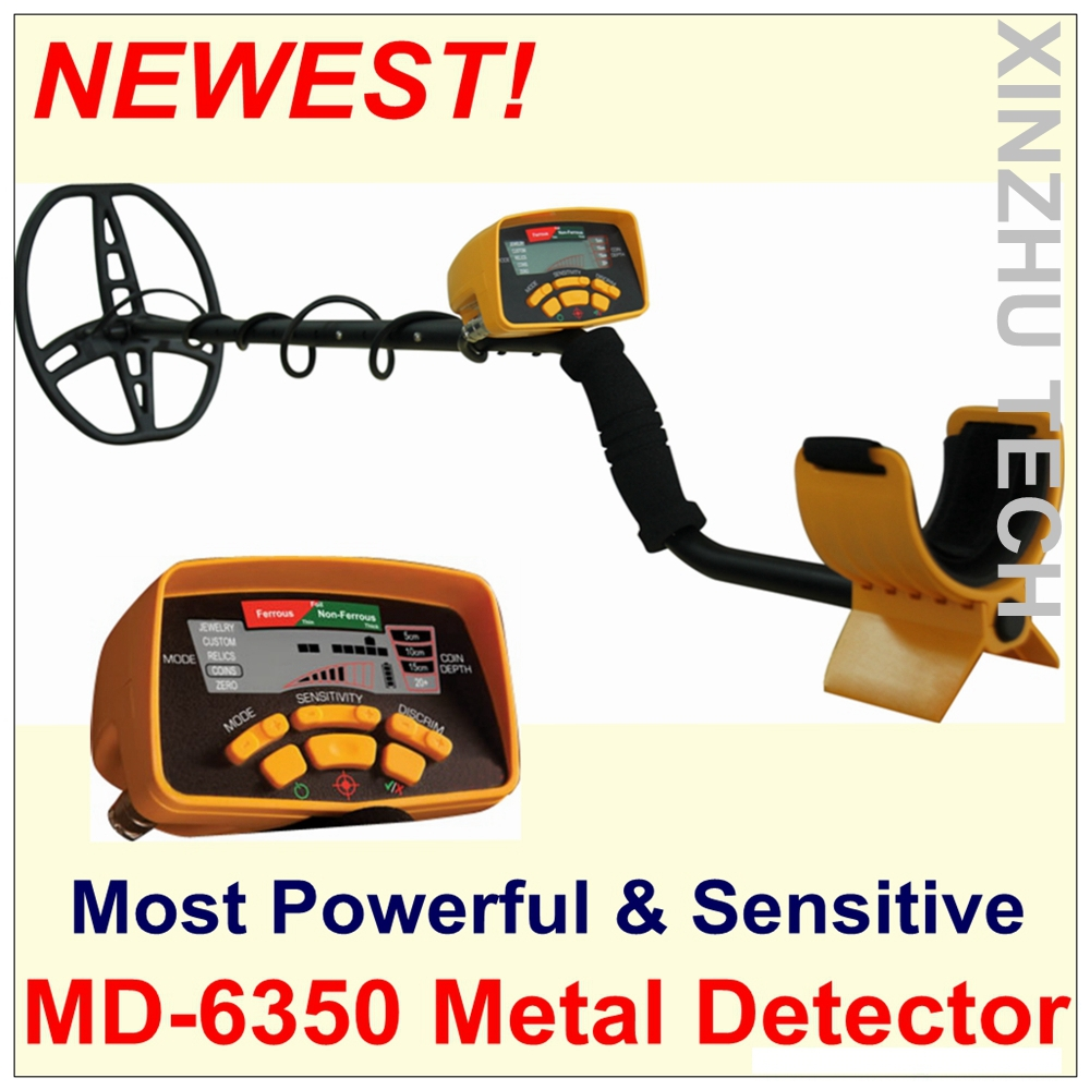 MD-6350 Metal Detector Professional Underground Gold Detector MD6350 Treasure Hunter md 6350 underground metal detector gold detectors md6350 treasure hunter detector circuit metales page 9