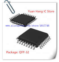 NEW 10PCS/LOT C8051F310 C8051F310-GQR QFP-32 IC