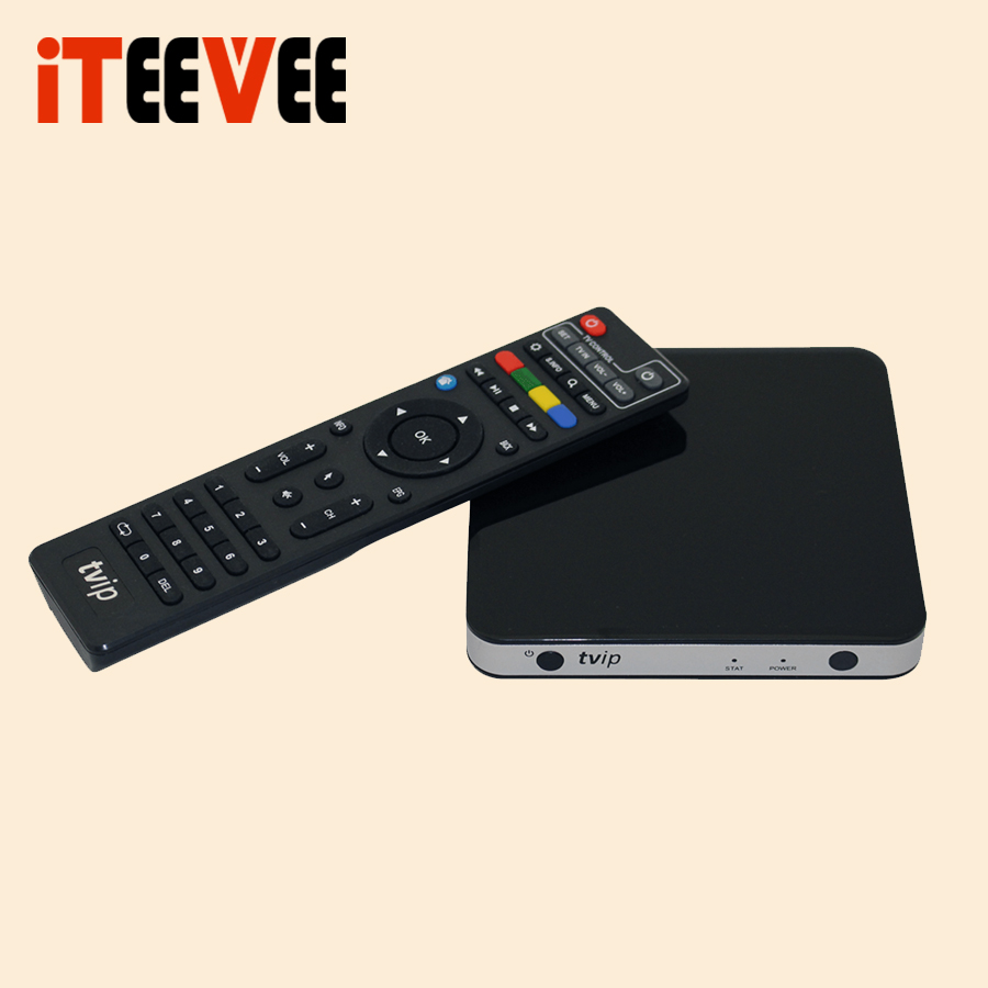 2pcs whole sale TVIP V 605 4K ULTRA Set top box linux and android iptv