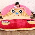 2016 200x150 см Большой Размер Один Кусок Тони Тони Чоппер Плюшевые Большие Мягкие Игрушки Дети Гигантские Куклы Японский мультфильм Аниме Кровать