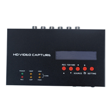 Ezcap283s HD Video Capture Recorder Box With Scheduled Recording 1080P HDMI Game Capture