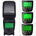 Mcoplus TR-950 LCD פלאש אוניברסלי הר Speedlite עבור Canon Nikon Pentax אולימפוס DSLR מצלמה D7100 D3100 D90 D5300 D3200 600D