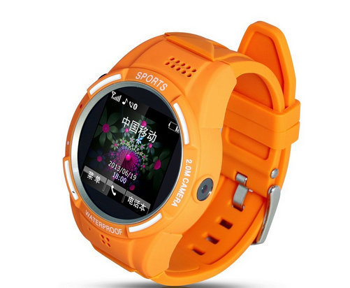 Waterproof IP54 GSM digital sport watch Mate Function Capacitive touch screen Mobile Watch Phone wrist watch Watch Mobile Phone