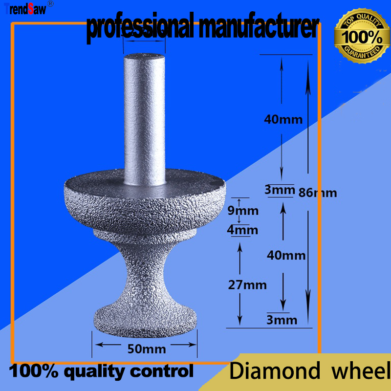 deimantinis diskas, skirtas marmurinėms granito plytoms ir stiklo - Ašmenys pjūklams - Nuotrauka 3