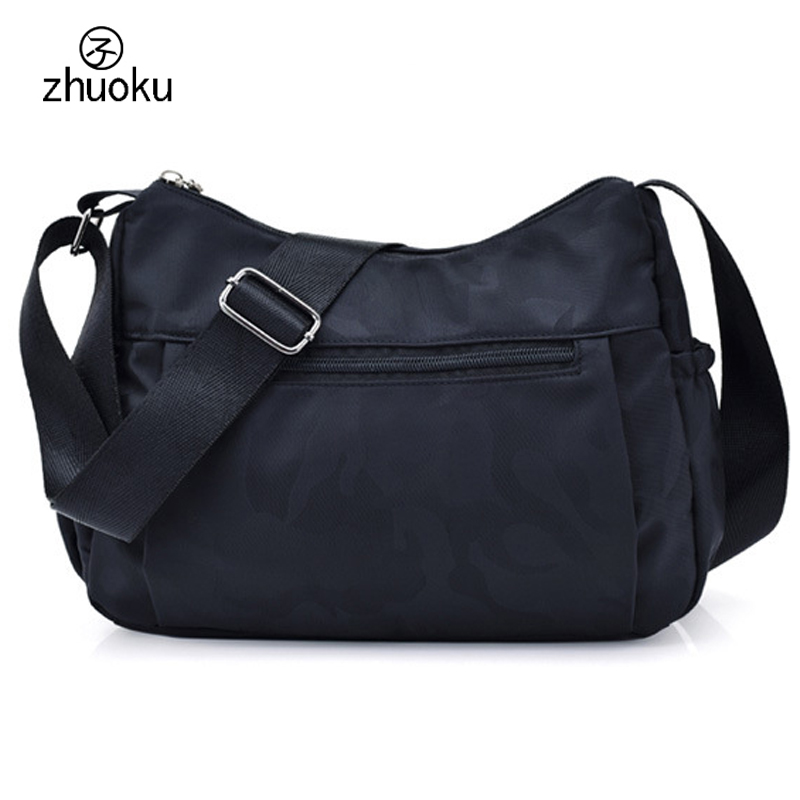 Bags for women 2017 Crossbody bags for women Good quality waterproof nylon Shoulder women messenger bags free shipping ZK785