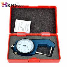 Tandheelkundige Remklauw Diktemeter 0-10 Mm Remklauw Met Metalen Horloge Dikte Meting Dental Lab Equipment Dental Tool