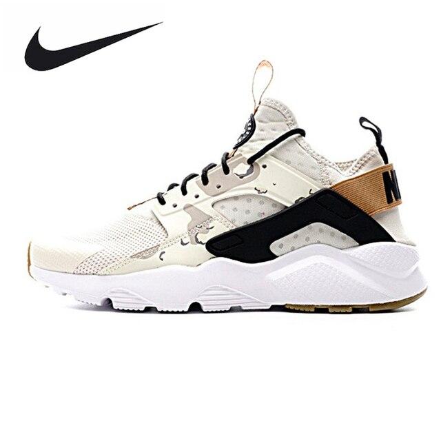 7415b9c11edb1 Original New Arrival Authentic NIKE AIR HUARACHE RUN ULTRA Mens Running  Shoes Sneakers Outdoor Walking Jogging Sneakers