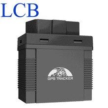 Plug & Play GPS306A Mini Perseguidor Del Coche OBD II GPS Tracker para Taxi/Gestión de Flotas de Vehículos de Apoyo IOS y Android APP Rastreador