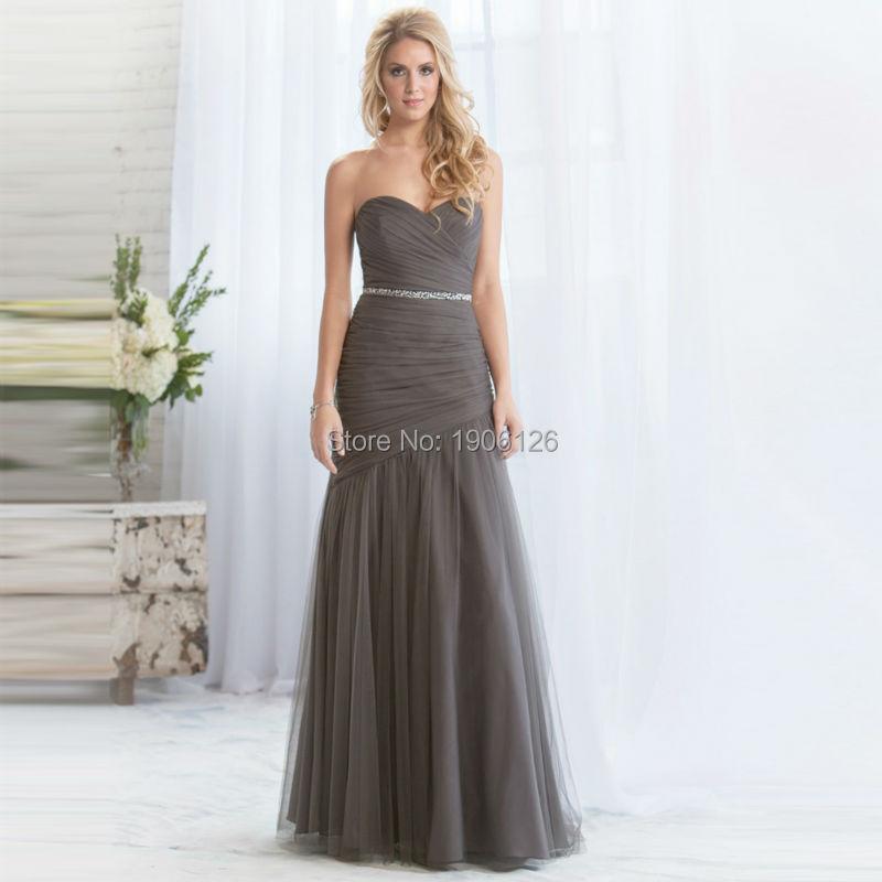 Wedding Guest Dresses Grey 63