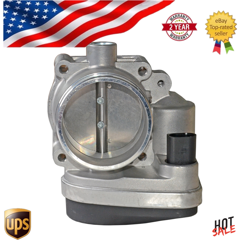 AP03 New THROTTLE BODY FOR BMW <font><b>E46</b></font> E39 E60 E61 E83 E36 X3 Z4 320i 325i 325xi 320ci <font><b>325ci</b></font> 325ti 520i 525i # 13547502444 image