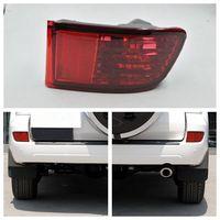 Rear Bumper Fog Light For Toyota Land Cruiser Prado 120 Series GRJ120 TRJ120 FJ120 2002 2009