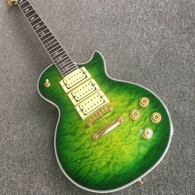 Stil Ace frehley unterzeichnung gitarre, custom shop qualität Ace ...
