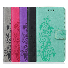 for sony xperia z3 compact d5803 d5833 case leather flip wallet silicone cover mobile phone bags case for soni z3 compact coque