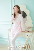 Free shipping L164 New Arrival autumn woman's home clothing pajama set, long sleeve sleep set, princess sleepwear