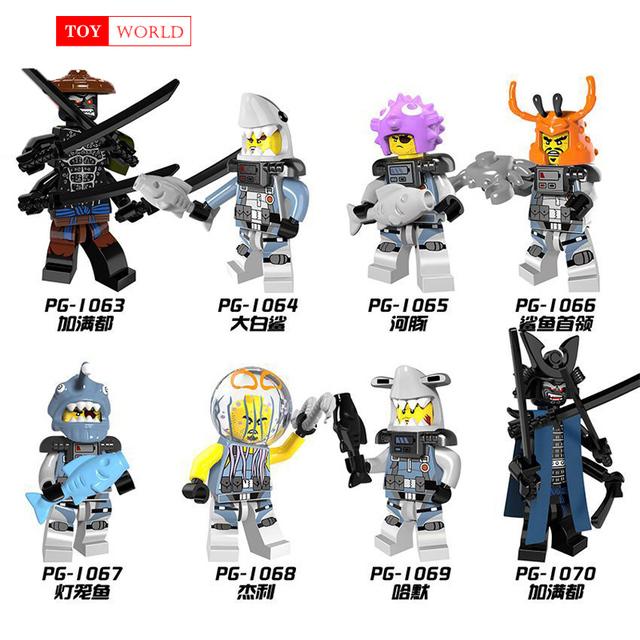 Hot Ninja Motorcycle Building Blocks Bricks toys Compatible legoINGly Ninjagoed Ninja for kids gifts Carmadon Kai Jay Zane Cole