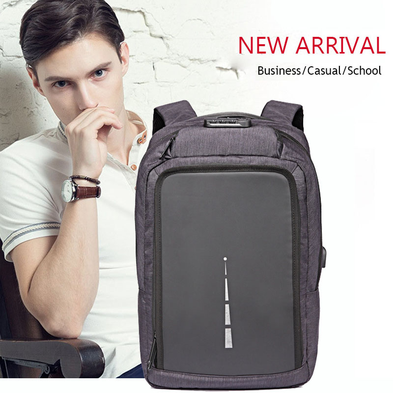 New Canvas For Macbook Pro Retian 11 12 13 15 Backpack USB C