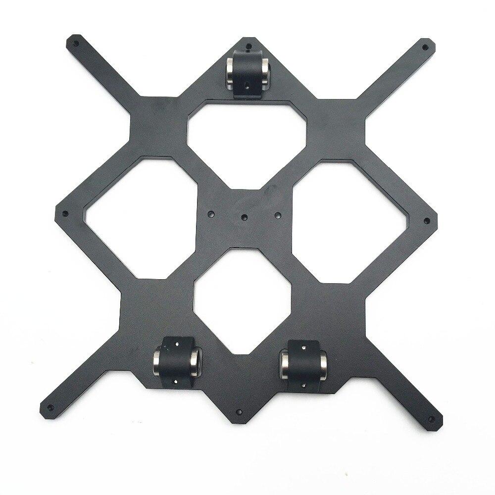 6MM de espessura De Alumínio de Impressora