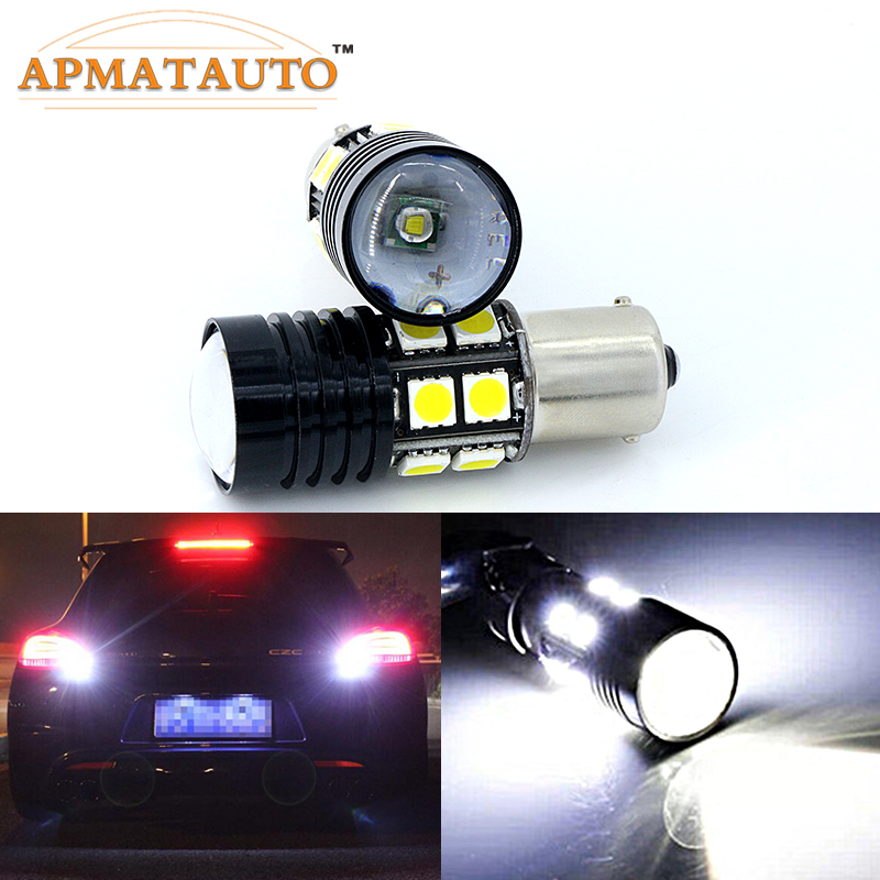 1pcs 6000K White For Volkswagen VW JETTA LUPO PASSAT Error Free LED - چراغ های اتومبیل