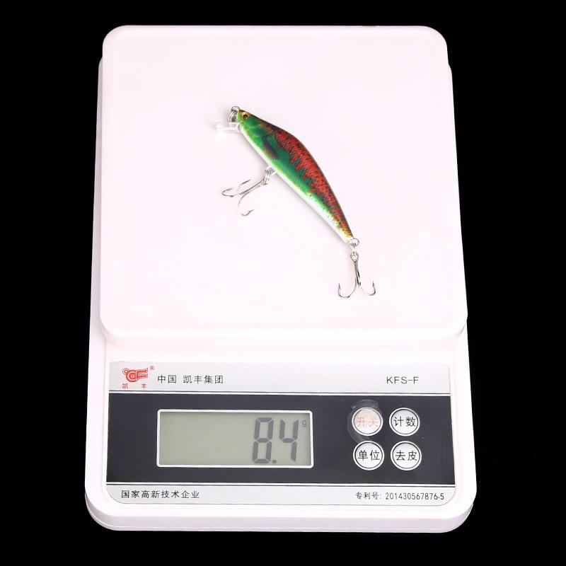 SEAPESCA Τεχνητό στρογγυλό βάδιλο 8.4g 8cm - Αλιεία - Φωτογραφία 6