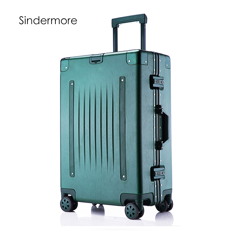 Sindermore 20 22 24 26 29 Carry On Lugagge Suitcase