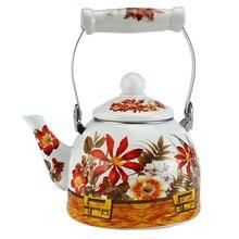Blume Wasser Wasserkocher Auf