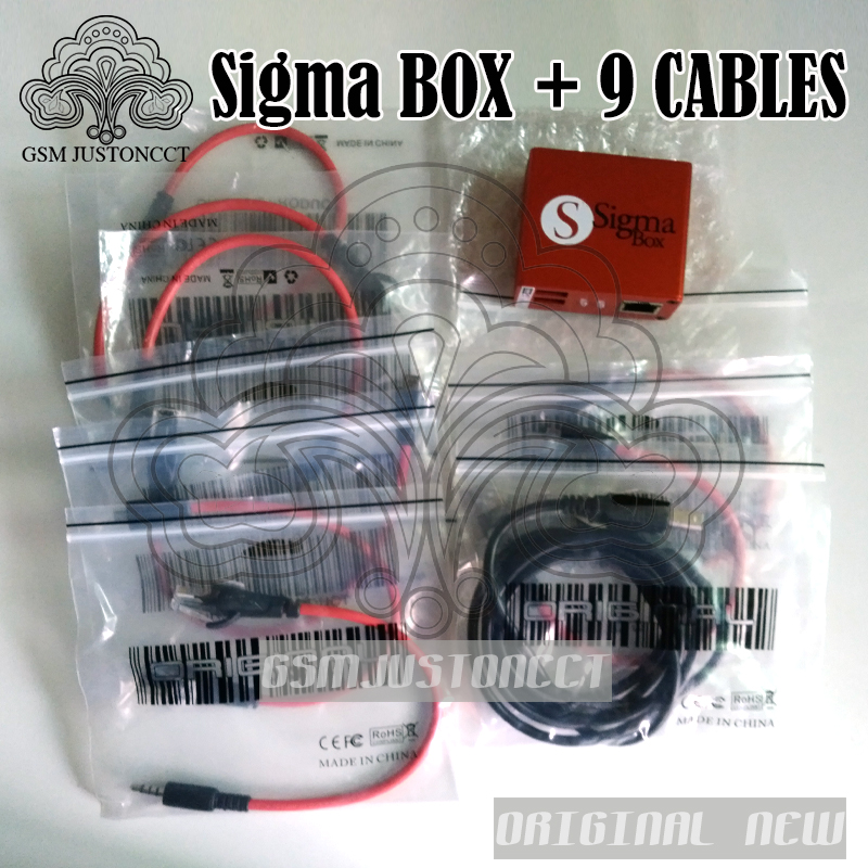 FLASH SALE] Martview Sigma Box with Cable Set (9 pcs)-in Telecom