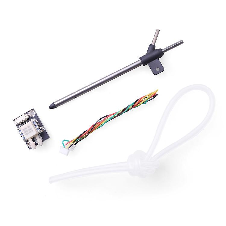 F19129/30 PX4 Differential Fluggeschwindigkeit Staurohr + Staurohr Airspeedometer Fluggeschwindigkeit Sensor für Pixhawk PX4 Flight Controller