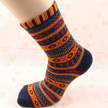 3 Pair Winter Mens Socks Warm Thick Wool Sokken Mixture ANGORA Cashmere Casual Dress Socks calcetines hombre Cheap free shipping