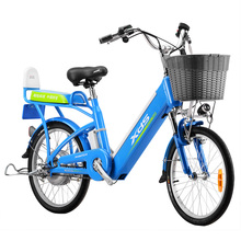 20inch Electric bicycle Aluminum alloy frame 48V lithium battery City Ebike 240W motor speed 20km/h  bike USB port