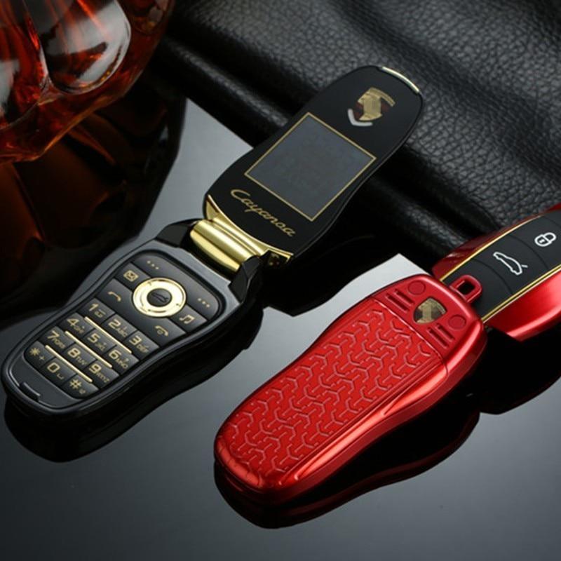 Newmind F15-Plus Flip-Phone GSM Toy Sim-Camera Model-Shape Mini Children Car-Key MP3