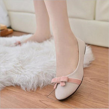 Cheap 2016 autumn fashion new sweet butterfly flat shoes women, beautiful frosted skin leisure students women's shoes