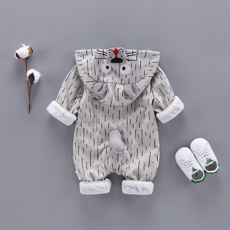 Fashion Animal Baby Romper Tiger Boy Girl Clothes 5
