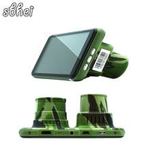 FHD IR Night vision Infrared 4.5″ IPS Car DVR Camera Novatek 96655 1080P Dual camera Video Recorder Perspective night black box