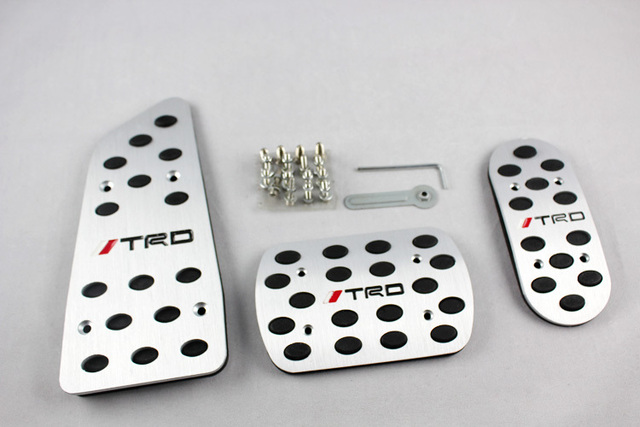 Corolla Vios modified TRD brake pedal  accelerator pedals  pedal  AT