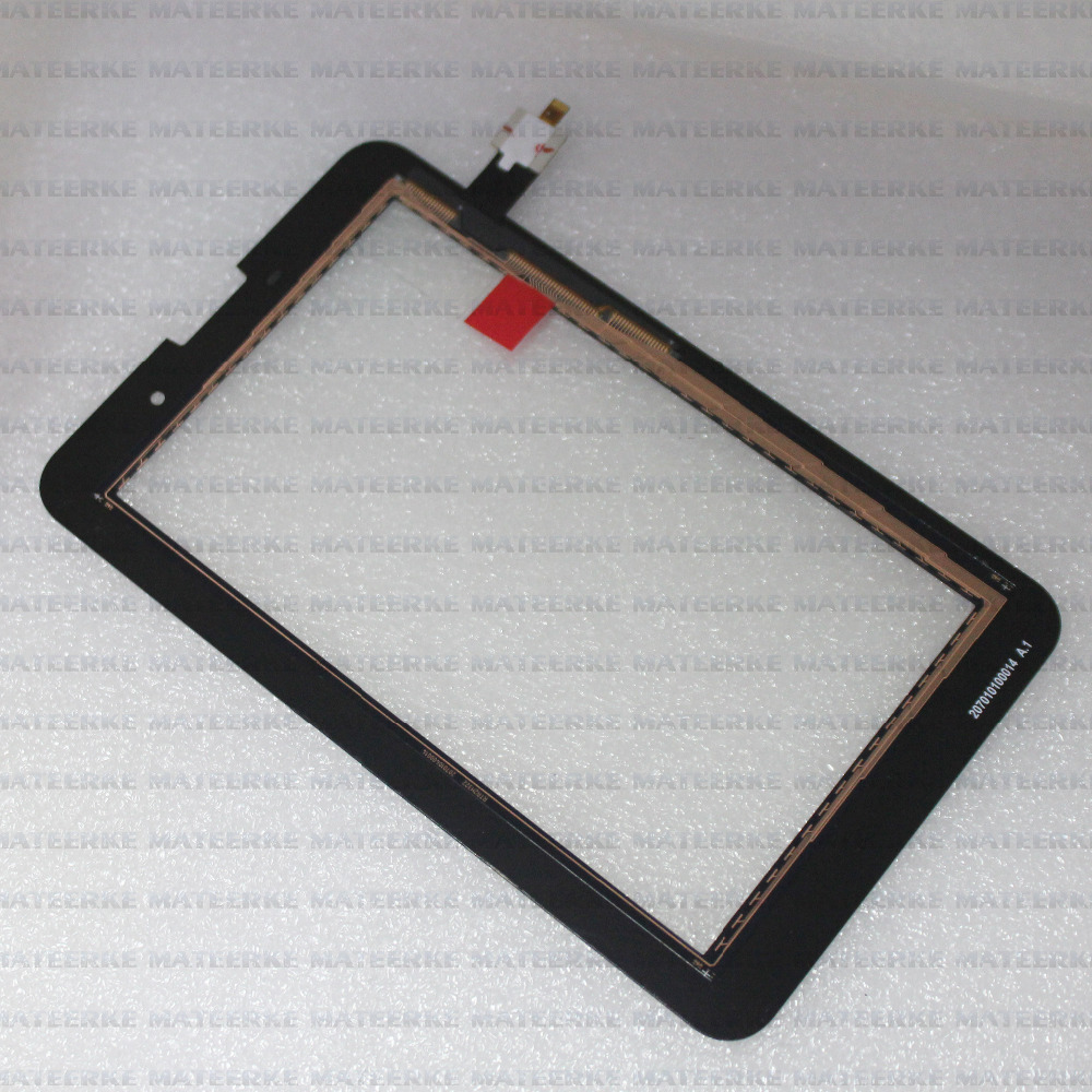 New 7 For Lenovo A3000 Tablet Touch Screen Panel Digitizer Glass Lens Sensor Repair Parts Replacement,Free Shipping new touch screen glass panel for v708 v708 pow2 repair