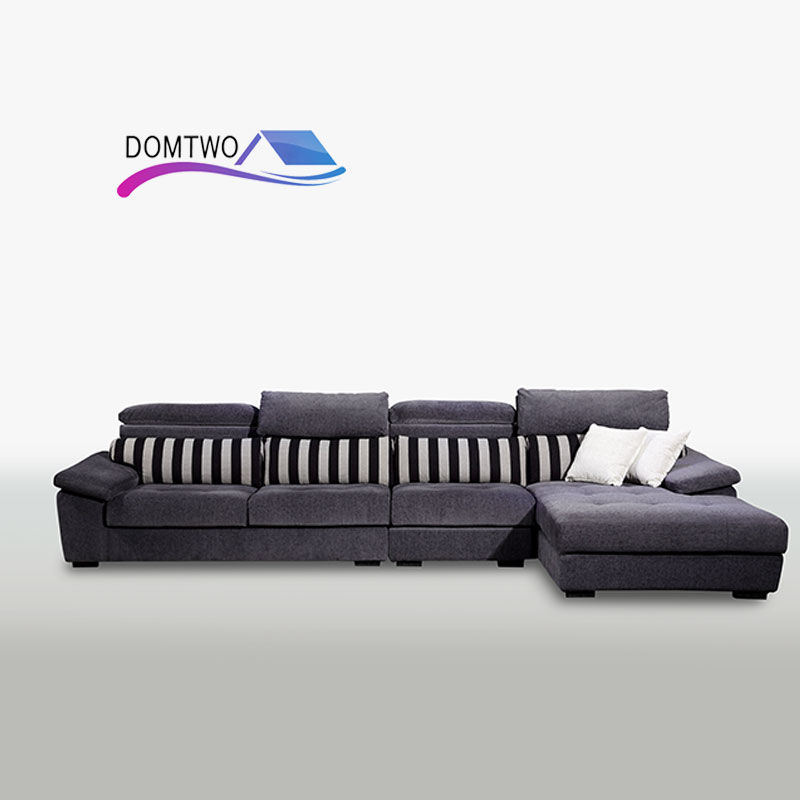 Nordic Simple Cloth Combination Large Size Washable Living Room Sofa