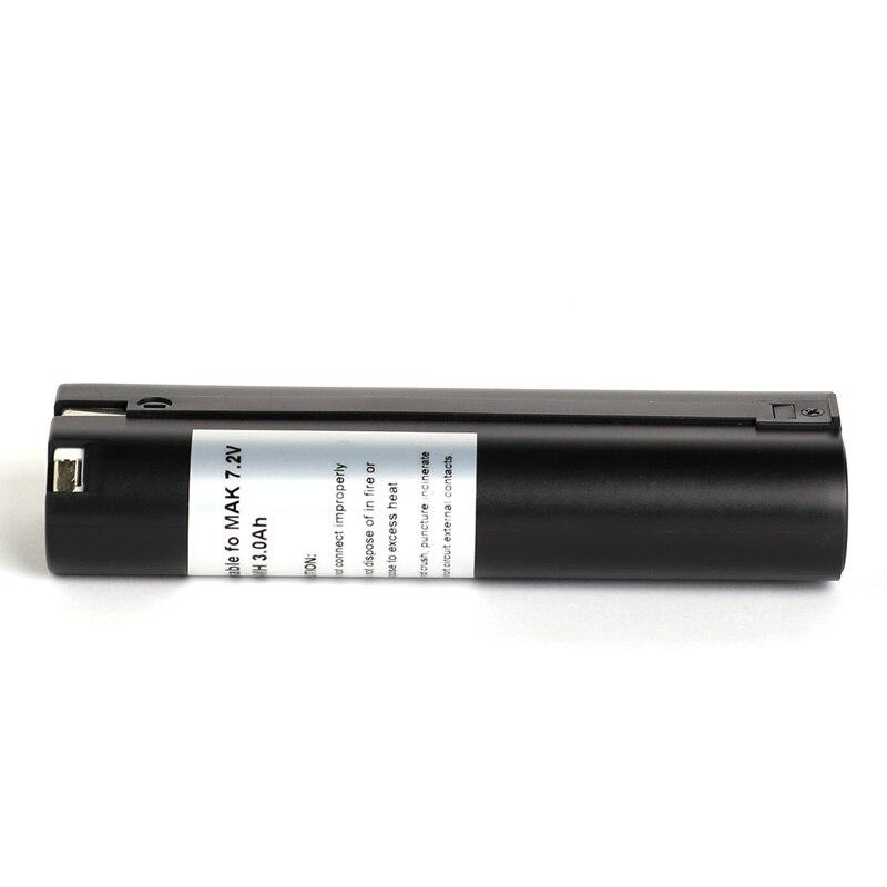 for Makita MAK 7.2v 3000mAh power tool battery 191679-9,192532-2,192695-4,632002-4,632003-2,7000,7002,7033