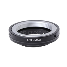 L39 M4/3 Mount Adapter Ring For Leica L39 M39 Lens to Panasonic G1 GH1 Olympus