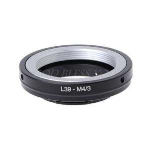 Image 1 - L39 M4/3 Mount Adapter RingสำหรับLeica L39 M39 Panasonic G1 GH1 Olympus