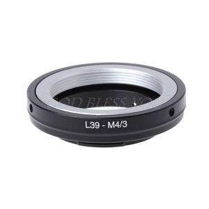 Image 1 - Регулируемое кольцо адаптер для объектива Leica L39 M39 к Panasonic G1 GH1 Olympus