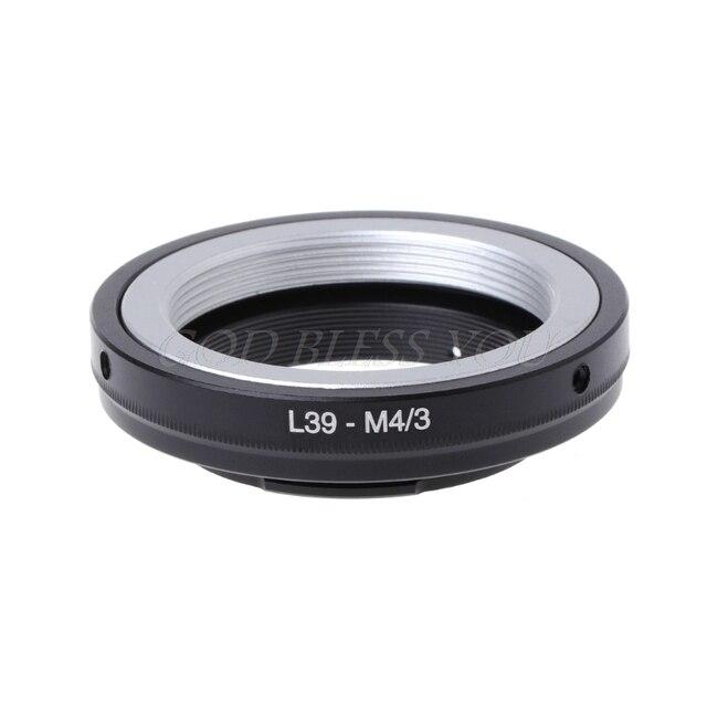 Регулируемое кольцо адаптер для объектива Leica L39 M39 к Panasonic G1 GH1 Olympus