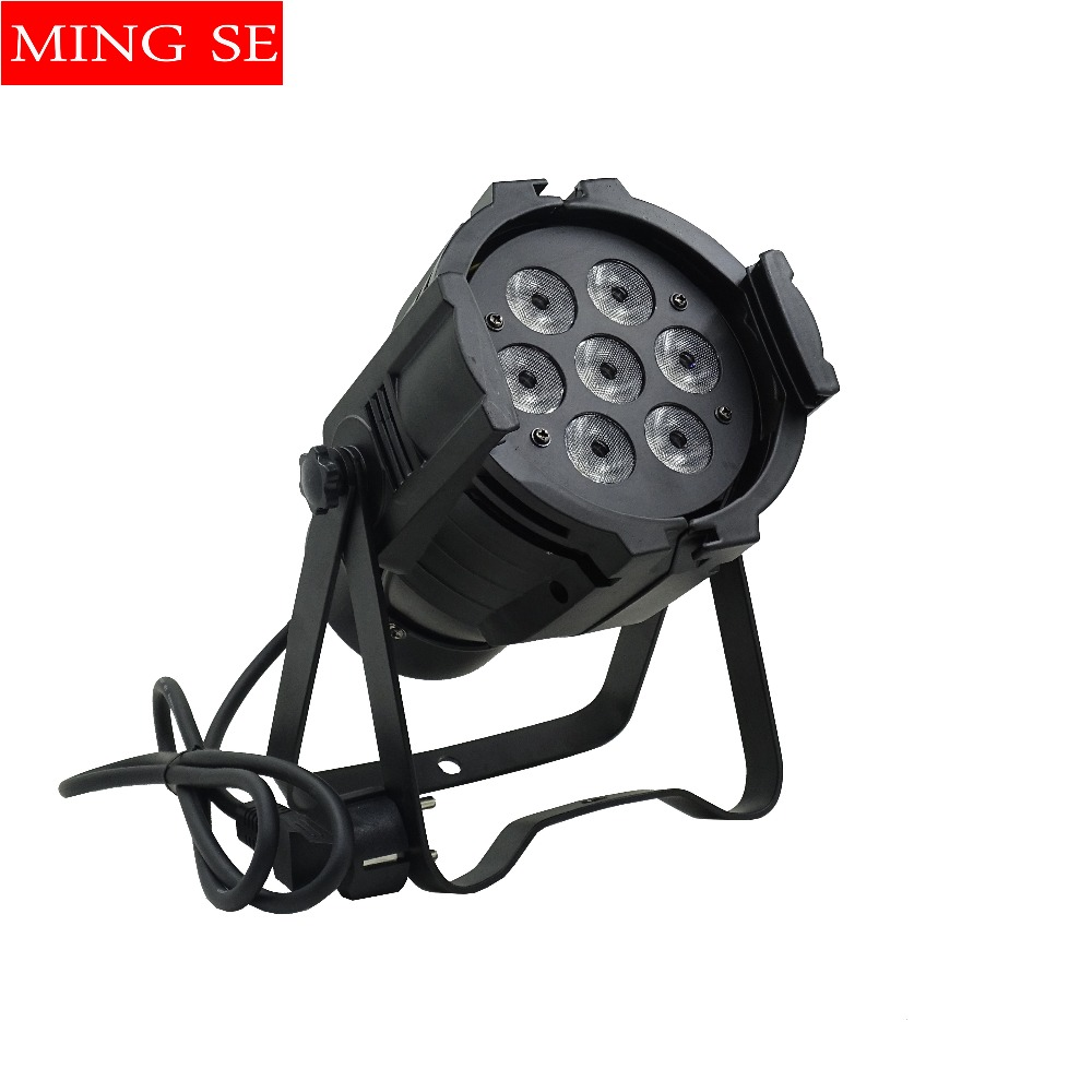 Mini 7x10W Led Par Light 4in1 5in1 6in1 aluminum 7*10w Led Par Light Party Par Wedding Shows Stage LightMini 7x10W Led Par Light 4in1 5in1 6in1 aluminum 7*10w Led Par Light Party Par Wedding Shows Stage Light