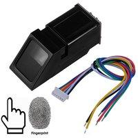 New Optical Fingerprint Reader Sensor Module Sensors All In One For Arduino Uno Locks Free Shipping