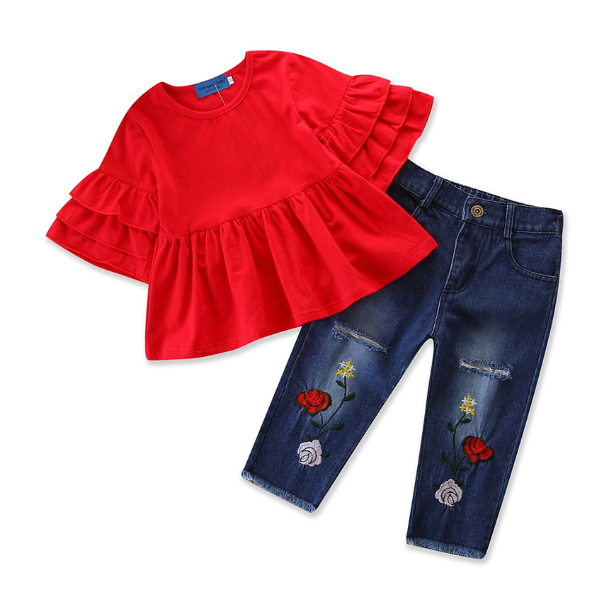 46770aa093a9 ③ Popular toddlers red jeans and get free shipping - 062fa54b
