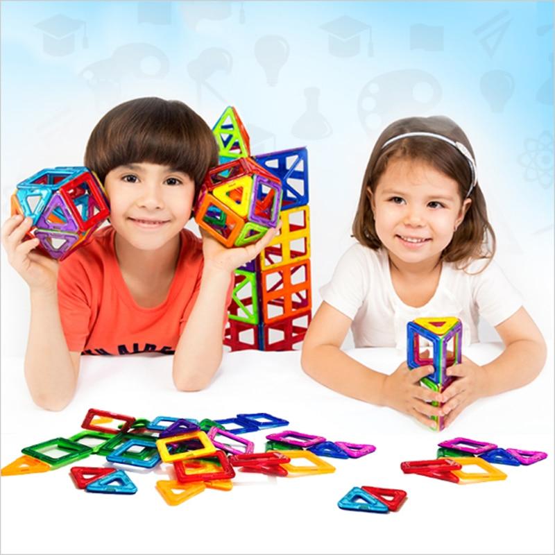 amazing price 62pcs magnetic blocks model build kits toys fo