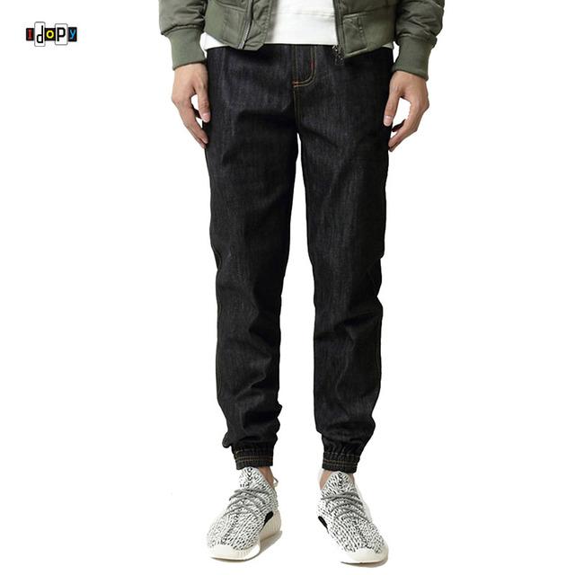 Mens Casual Nuevos Joggong Joggers Hombres Puño Elástico Color Sólido Lápiz Pantalones Pantalones Para Los Hombres